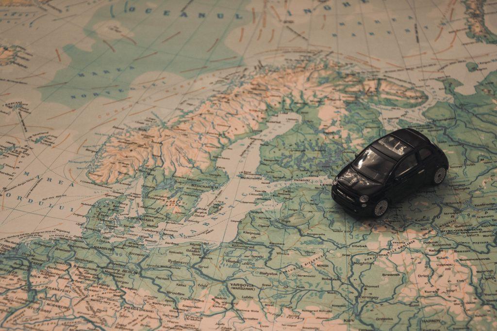 Kemperiu per Baltijos šalis (Id.) - Latvijos kempingai ir patarimai keliautojams